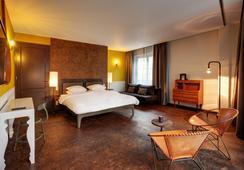Hotel V Nesplein - 암스테르담 - 침실