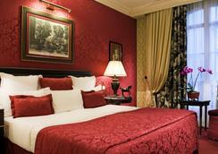 프랑소아 프리미어 호텔 파리 - 파리 - 침실