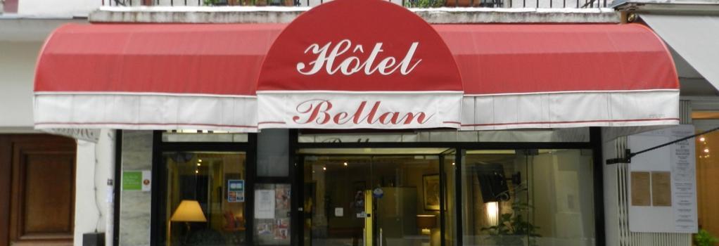 호텔 벨란 - 파리 - 건물