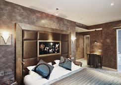 호텔 데 샹젤리제 - 파리 - 침실