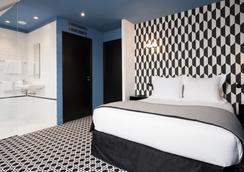 Hôtel Emile - 파리 - 침실