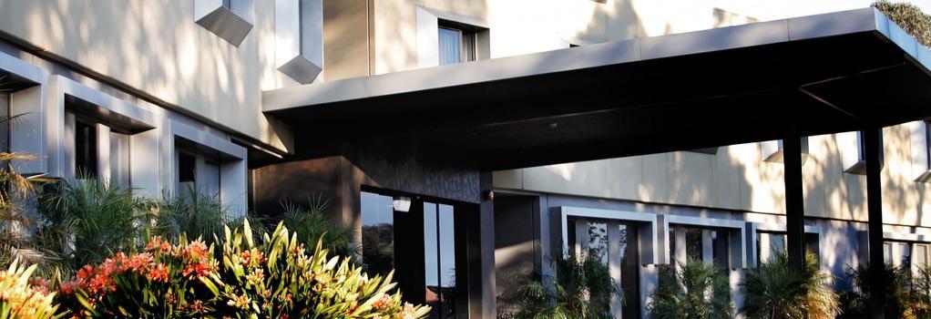 골든 페블 호텔 - 멜버른 - 건물