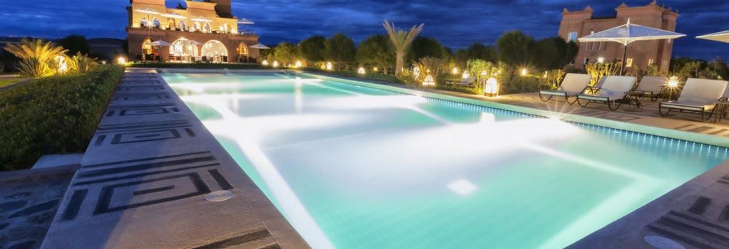 Hotel Sultana Royal Golf - Ouarzazate - 건물