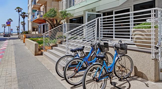 사보이 시 사이드 호텔 - 텔아비브 - 건물