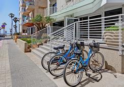 사보이 시 사이드 호텔 - 텔아비브 - 관광 명소