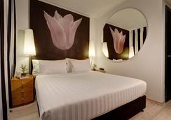 사보이 시 사이드 호텔 - 텔아비브 - 침실