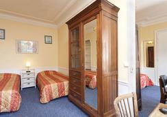 Pension Residence Du Palais - 파리 - 침실