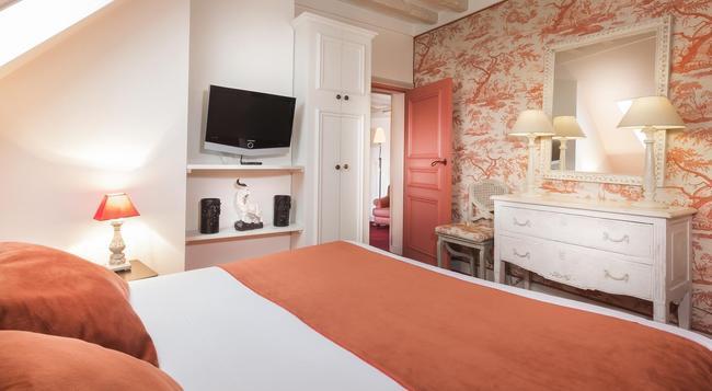 호텔 데 뒥 당주 - 파리 - 침실