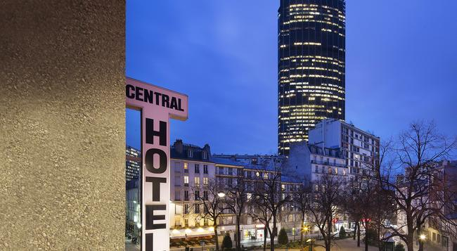 센트럴 호텔 파리 - 파리 - 건물