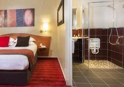 유럽 호텔 파리 투어 에펠 - 파리 - 침실