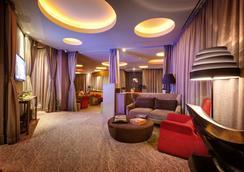 Gray Boutique Hotel & Spa - 카사블랑카 - 라운지