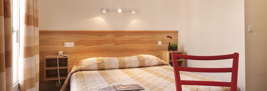 오 퍼시픽 호텔 - 파리 - 침실