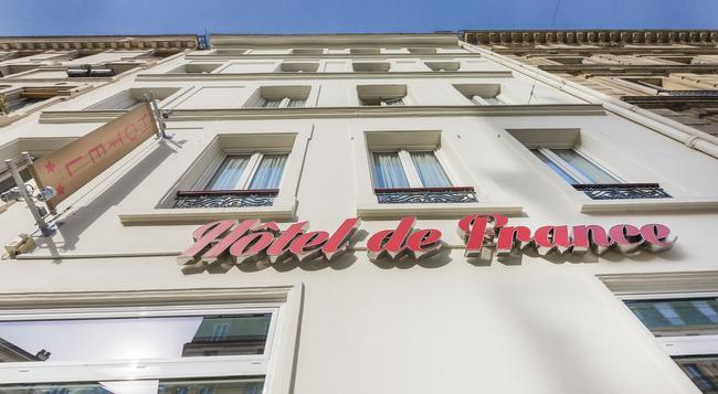 호텔 드 프랑스 카르티에 라탱 - 파리 - 건물