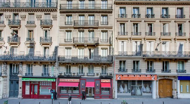호텔 모버쥬 갸르 뒤 노드 - 파리 - 건물