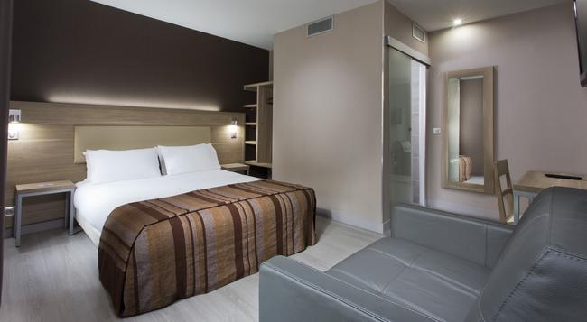 호텔 데 파비용 - 파리 - 침실