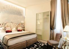 일레 드 프랑스 오페라 호텔 - 파리 - 침실