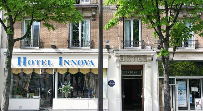 인노바 호텔 - 파리 - 건물
