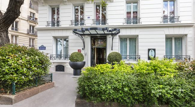 드뫼 호텔 - 파리 - 건물