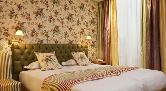 르 리젠트 호텔 - 파리 - 침실