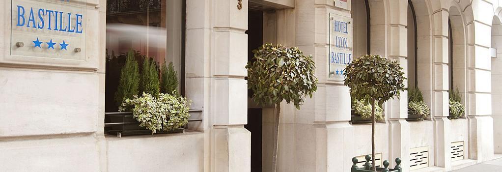 리온 배스틸리 호텔 - 파리 - 건물