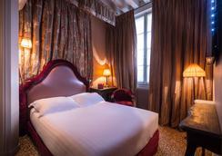 호텔 오데온 세인트 저메인 - 파리 - 침실
