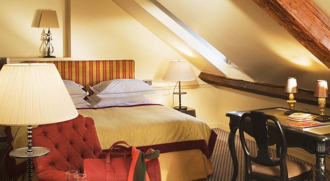호텔 세인트 빈센트 - 파리 - 침실