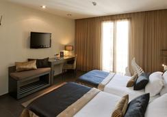 호텔 콘스탄자 - 바르셀로나 - 침실