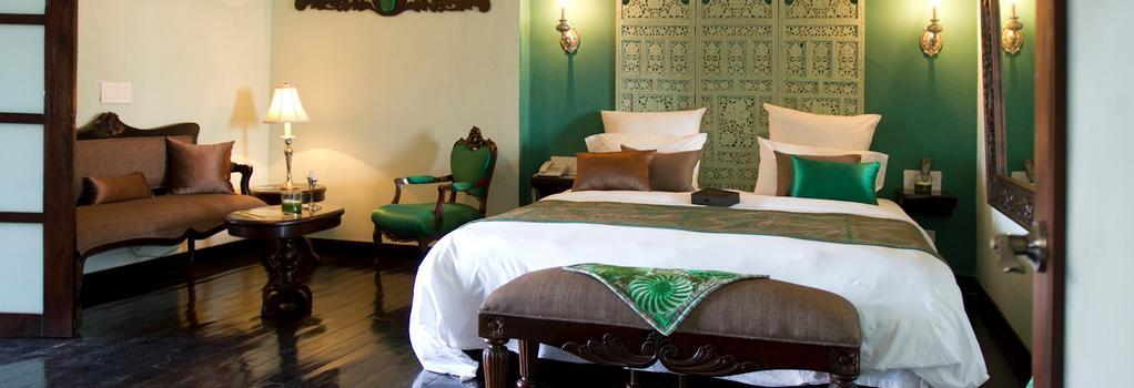산 페드로 호텔 스파 - 카르타헤나 - 침실