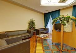 코로트 호텔 - 로마 - 로비