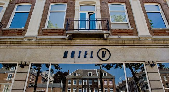 호텔 V 프레데릭스플레인 - 암스테르담 - 건물