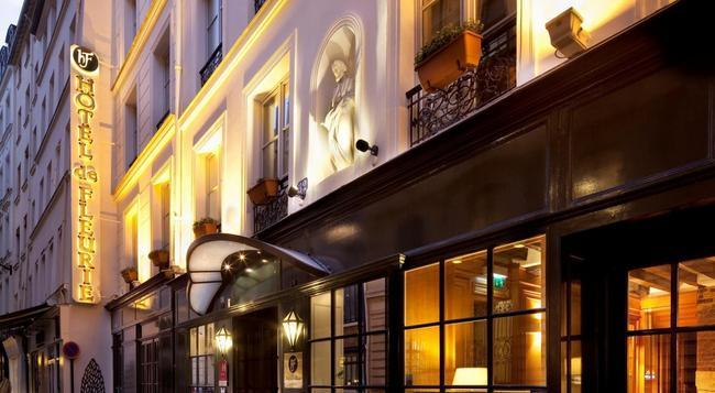 호텔 드 플뤠리 - 파리 - 건물