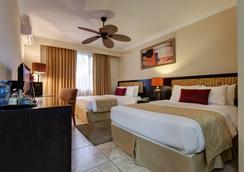 KC 호텔 산호세 - 산호세 - 침실