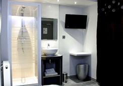 나티옹 몽마르트 호텔 - 파리 - 욕실