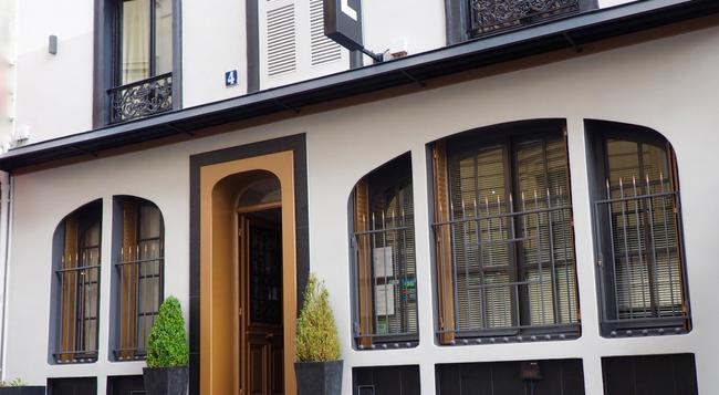나티옹 몽마르트 호텔 - 파리 - 건물
