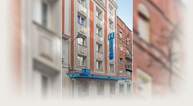 호텔 아쿠아리아 네그레스코 - 마드리드 - 건물