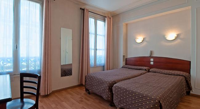 Hotel Saint Quentin - 파리 - 침실