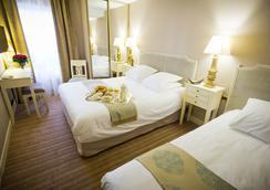 호텔 챔페렛 헬리오폴리스 - 파리 - 침실