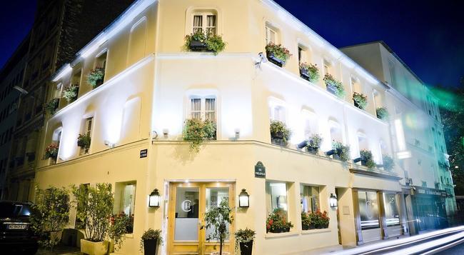 호텔 챔페렛 헬리오폴리스 - 파리 - 건물
