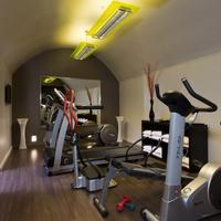 듀오 호텔 Fitness Facility