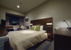 썬루트 아리아케 호텔 - 도쿄 - 침실