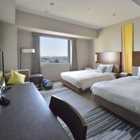 썬루트 아리아케 호텔 Guestroom