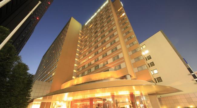호텔 썬루트 프라자 신주쿠 - 도쿄 - 건물