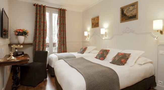 호텔 드 라포르트 도리 - 파리 - 침실