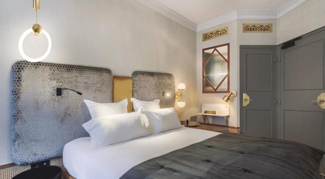 핸섬 호텔 바이 엘레강시아 - 파리 - 침실