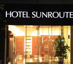 호텔 썬루트 히가시 신주쿠