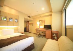 호텔 썬루트 히가시 신주쿠 - 도쿄 - 침실