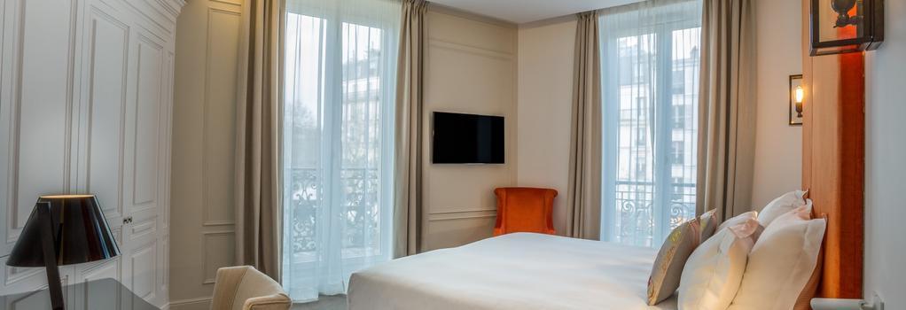 호텔 라 콤테세 바이 엘레강시아 - 파리 - 침실