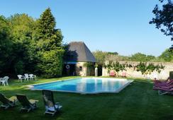 Le Château D'audrieu - 캉 - 수영장