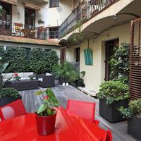 안바 비앤비 디럭스 Terrace/Patio