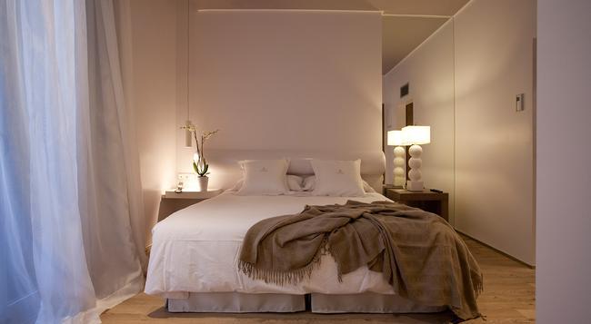 안바 비앤비 디럭스 - 바르셀로나 - 침실